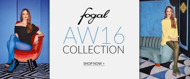 Fogal AW16 Luxuryleg