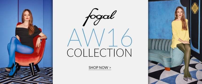 Fogal AW16 Luxuryleg
