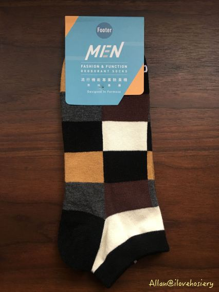 Footer Deodorant Socks 01