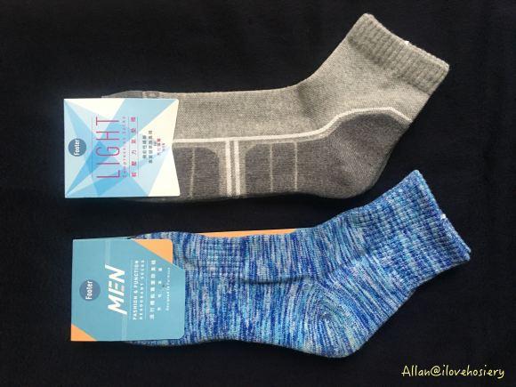 Footer Deodorant Socks 03