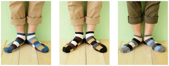 Footer Deodorant Socks 04