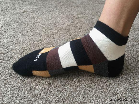 Footer Deodorant Socks 06