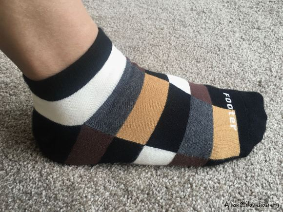 Footer Deodorant Socks 07