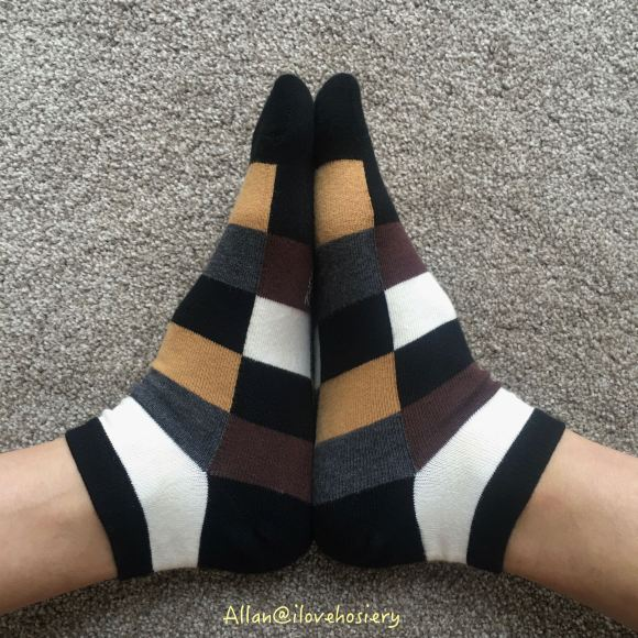 Footer Deodorant Socks 08