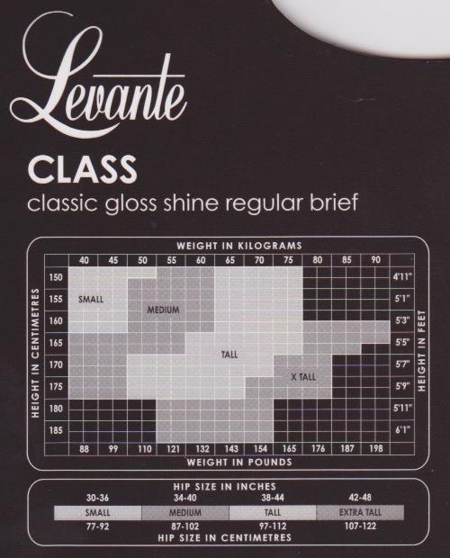 Levnate Class Regular Tights 04