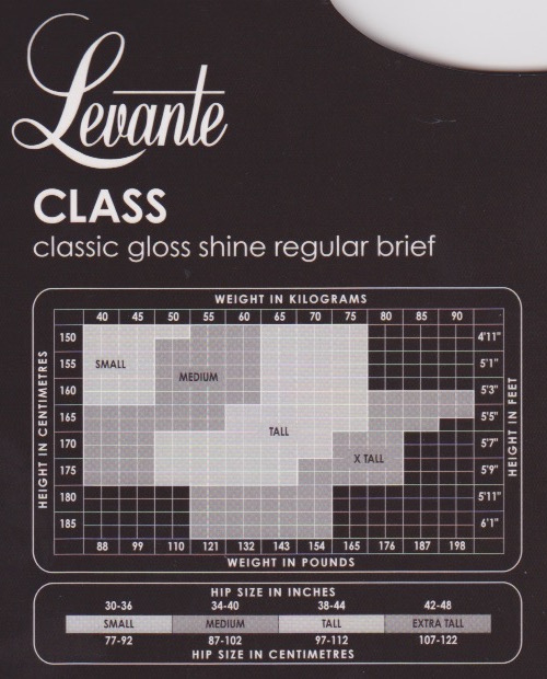 Levnate Class Regular Tights 04