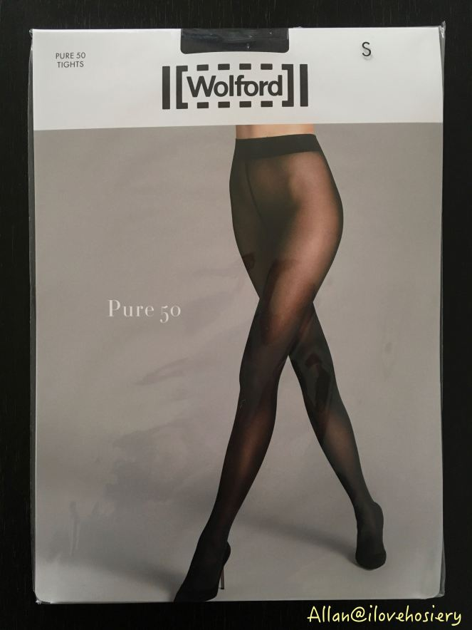 Wolford Pure 50 01