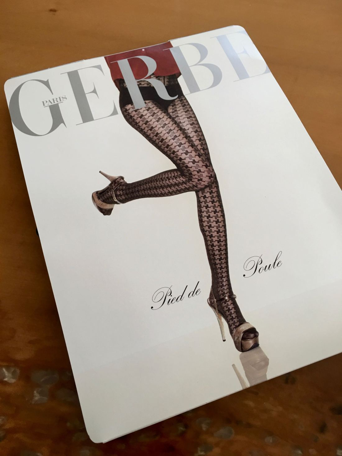 7916ed44a33 Review  Gerbe Pied de Poule Tights – i love hosiery