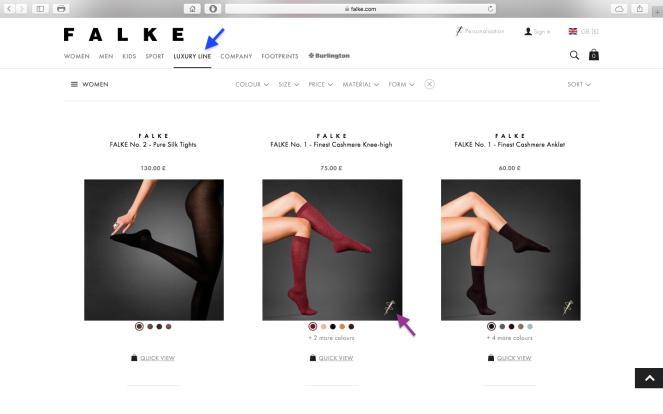 Falke personalisation 01