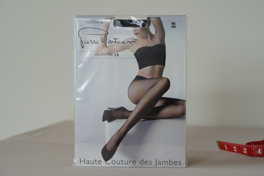 0305400c0 Review  Pierre Mantoux Veloutine 15 tights – i love hosiery